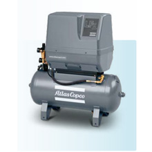 Atlas Copco oil free piston compressors are market leaders