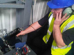 Our engineers are experts in leak detection