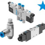 Some of the Festo Stars in Pneumatics