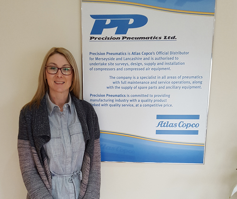 Linzie Walker brings vast experience to the Compressor Servicing Team at Precision Pneumatics