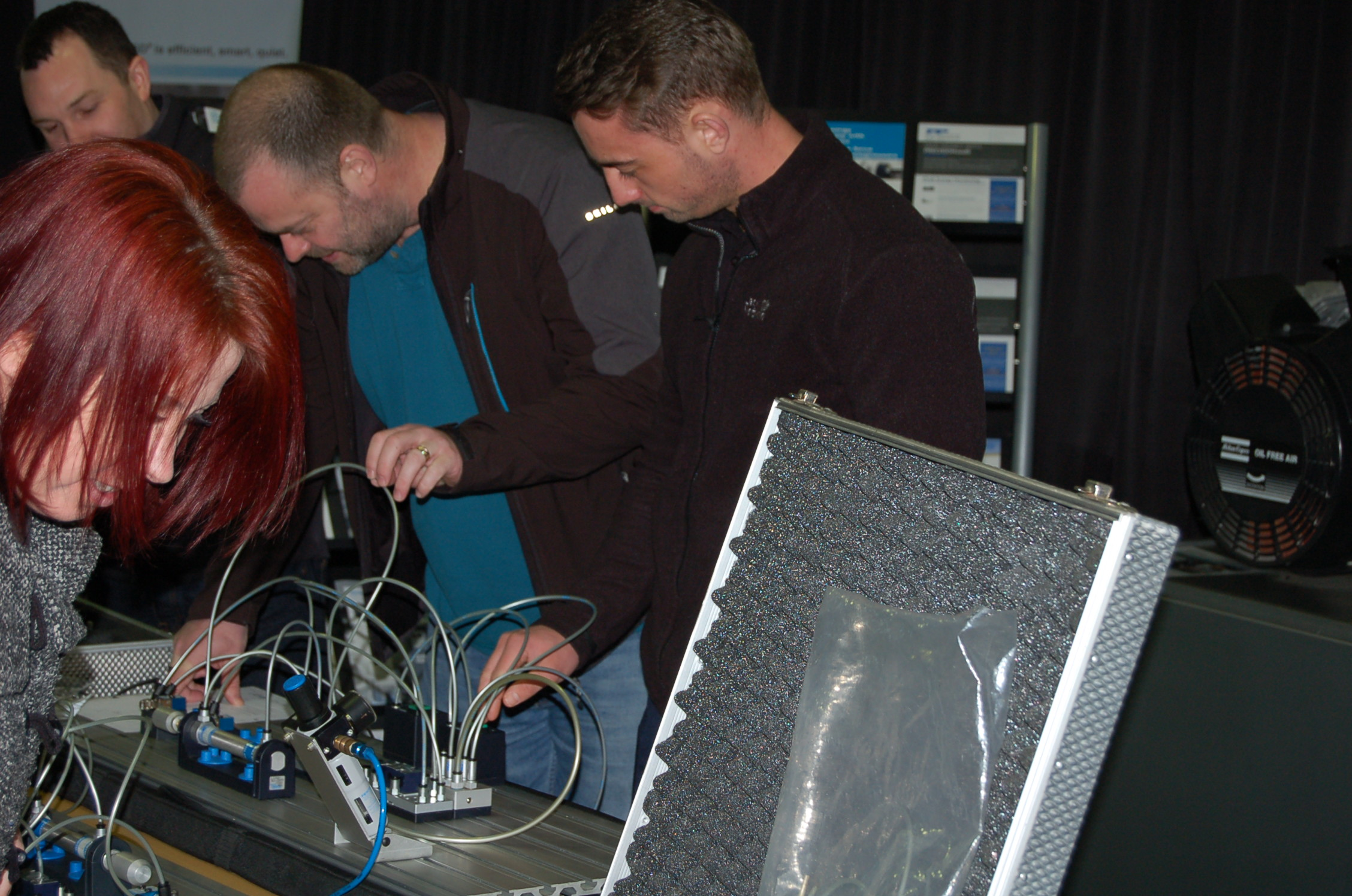 Fundamentals in Pneumatics course returns to Knowsley