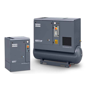 Fixed Speed Rotary Screw Compressors