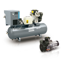 Atlas Copco L Series Reciprocating Compressors