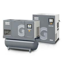 Atlas Copco GA11+30 & GAVSD15-30