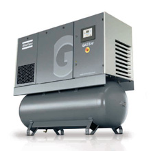 GA15-22 Compressors are market leading