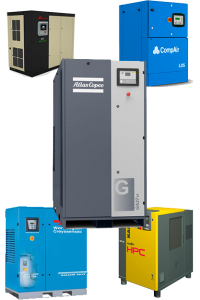 Precision Pneumatics engineers carry out all kinds of compressor servicing
