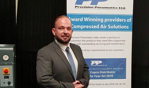 Mark Sweeney-Schmidt joins Pneumatics Team