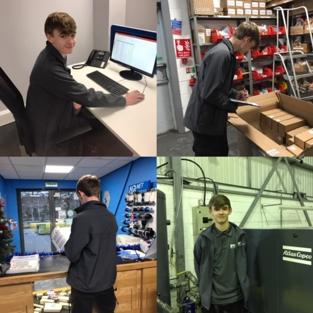 A day in the life of a Precision Pneumatics apprentice