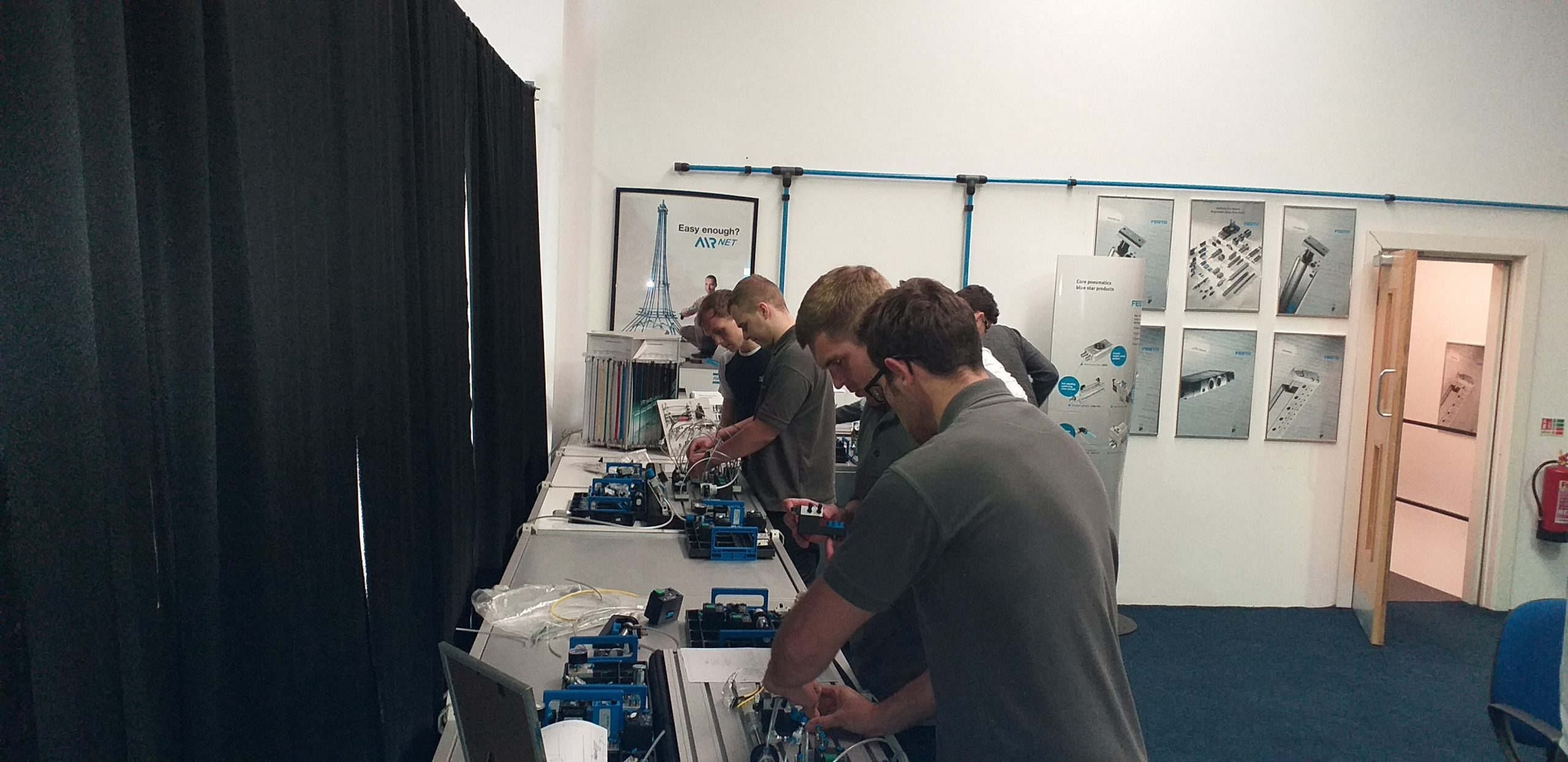 Precision Pneumatics to host popular City & Guild's Fundamentals in Pneumatics course