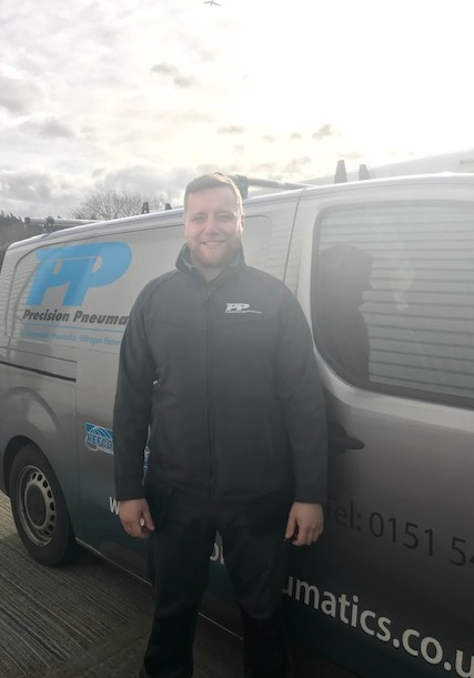 Precision welcomes Thomas Rimmer to the team