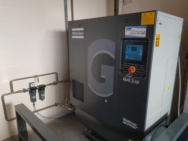 Case study: Compressed Air System – Replacement Project
